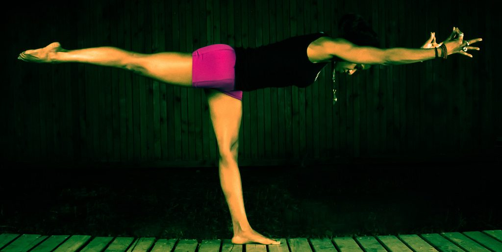 Balance Poses