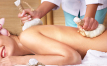 Herbal Massage at Spa Esmerelda