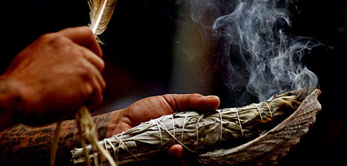 negative energy sage burning