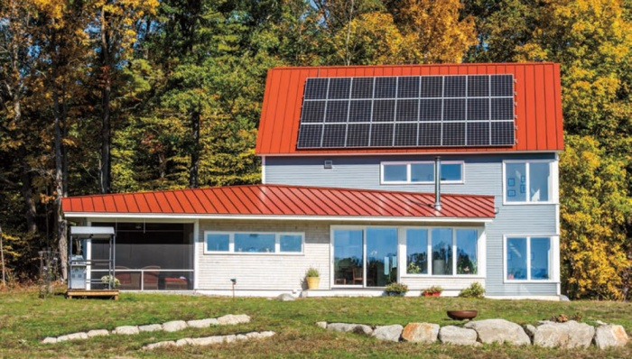 Take This Simple First Step to Using Solar Power to Heat Your Home.