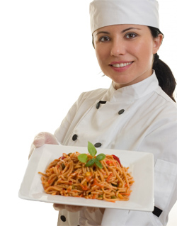 Personal Chef experience