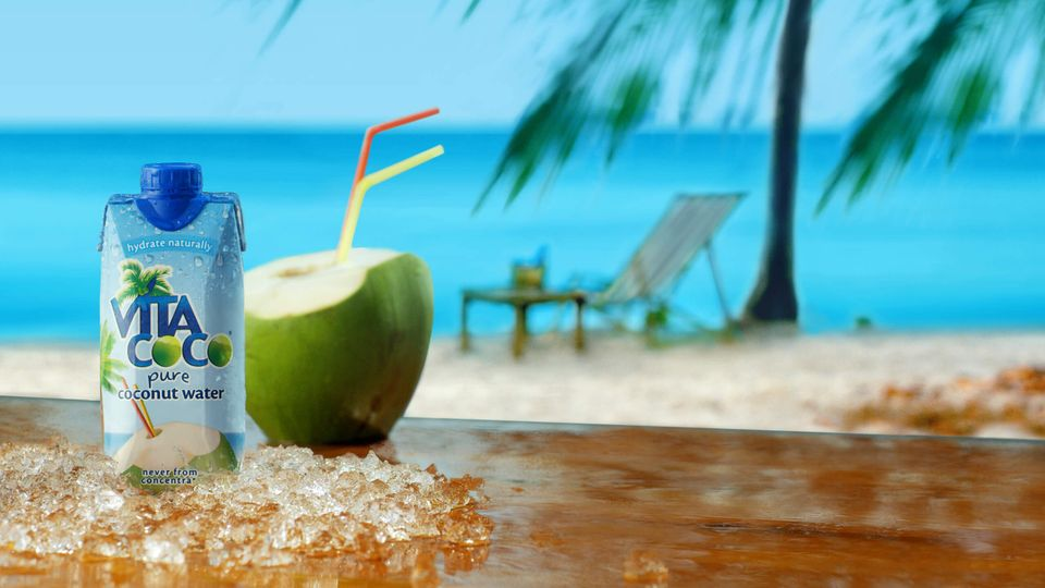 coconut water hangover cure
