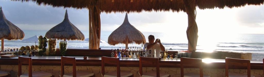 bar mayan riviera maya