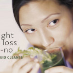 Weight Loss No-No: The Liquid Cleanse