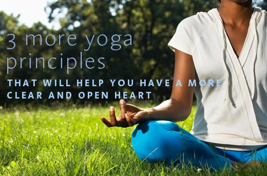 Basic Yoga Principles