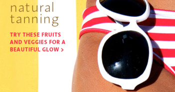 Naturally Tanning Foods