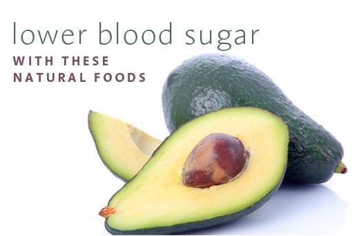 Natural Ways To Bring Down High Blood Sugar