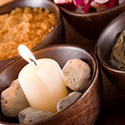 MINERAL-RICH SPA TREATMENTS
