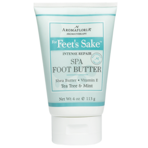 foot care feets sake spa foot butter