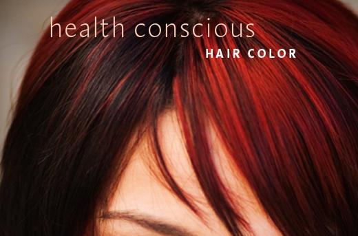 Health Conscious Hair Color