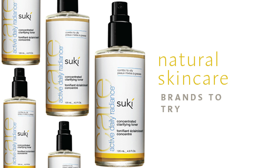 Luscious Looks with natural skincare