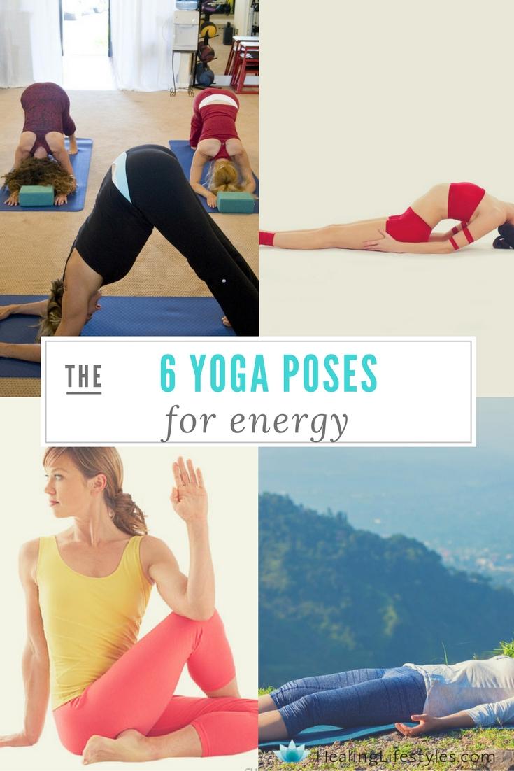 6 yoga poses