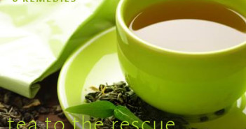 Tea to the rescue