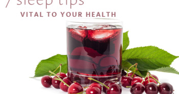 cherry juice sleep health