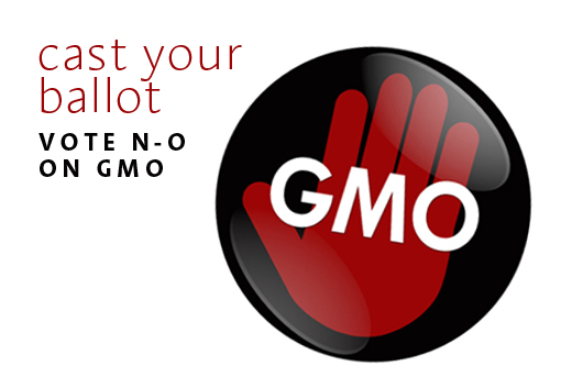 Pay Attention Vote No-Go On GMO