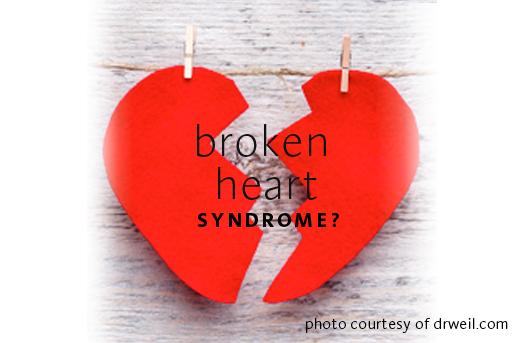 Broken Heart Syndrome?