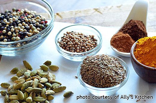 spice foods blends