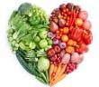SPF foods vegetables fruits heart