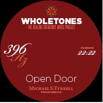Wholetones track 396hz