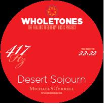 Wholetones track 417hz
