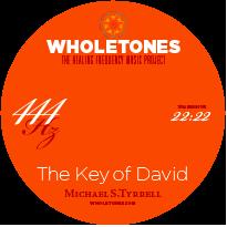 Wholetones track 444hz