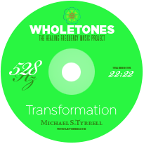 Wholetones track 528hz