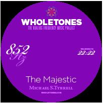 Wholetones track 852hz