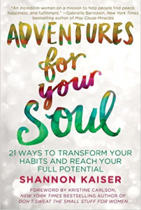 embody self-love by taking adventures