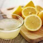 DIY Lemon Skin Lightener Treatment