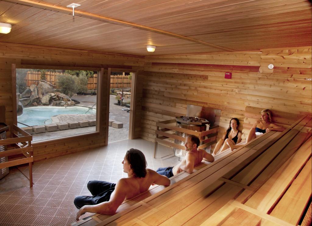 Monterey Coast Sauna
