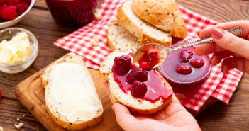 healthy jam