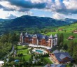 The Alpina Gstaad eco-luxury