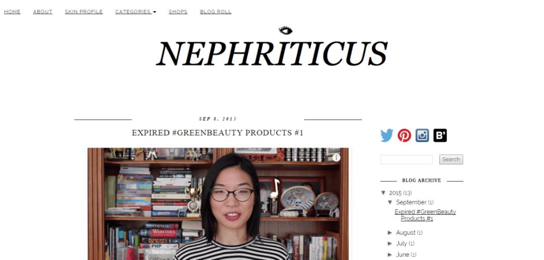 nephriticus