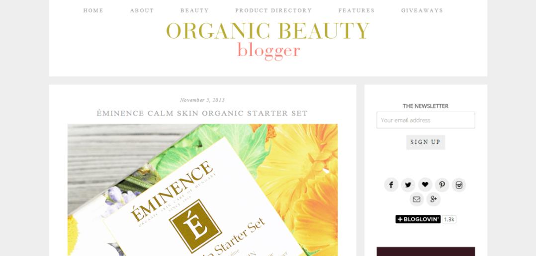 organicbeautyblogger