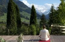 Tibetan healing swiss alps