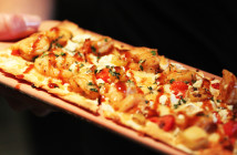 Chipotle-Shrimp-with-Roasted-Poblans-Grilled-Pineapple-and-Feta-Cheese