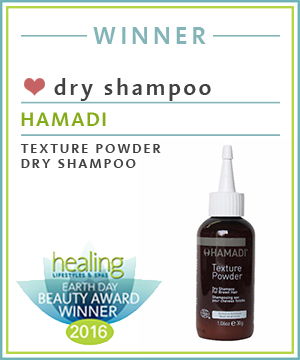 Dry Shampoo Hamadi Texture Powder Dry Shampoo