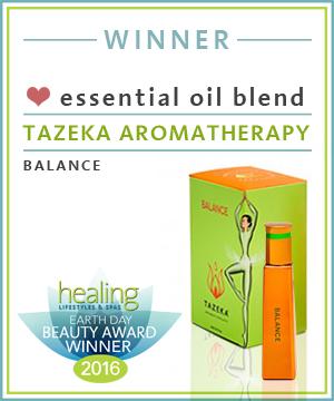 Essential Oil Blend Tazeka Aromatherapy Balance