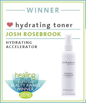 HydraterTonerJoshRosebrookHydrating Accelerator