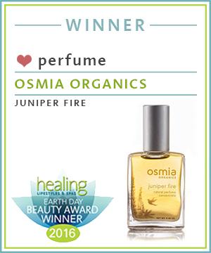 Perfume Osmia Organics Juniper Fire