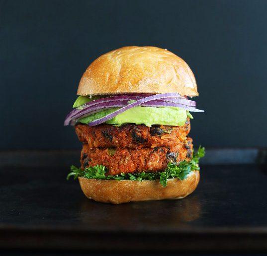 sweet-potato-black-bean-burger-tender-flavorful-just-10-ingredients-vegan-glutenfree-1