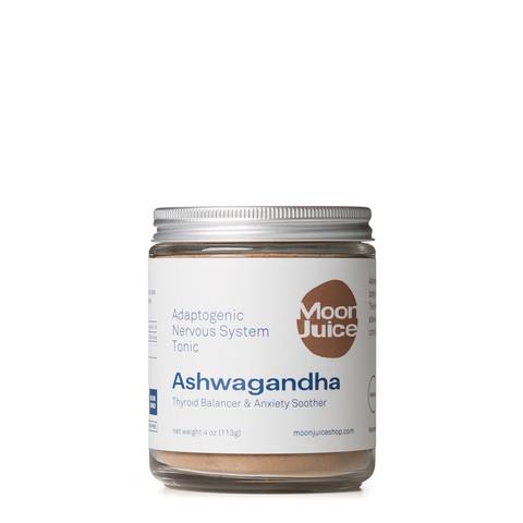 moon juice pantry - ashwagandha powder