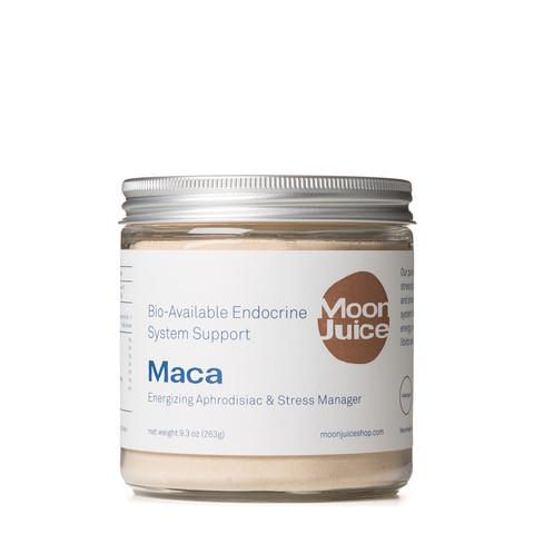 moon juice pantry - maca powder