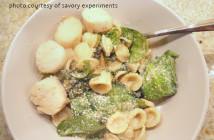 Scallion-Garlic Pesto
