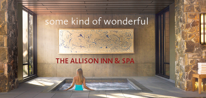 12 Incredible Reasons to Visit The Allison Inn & Spa