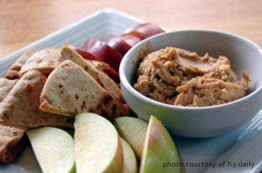 Peanut Butter Hummus