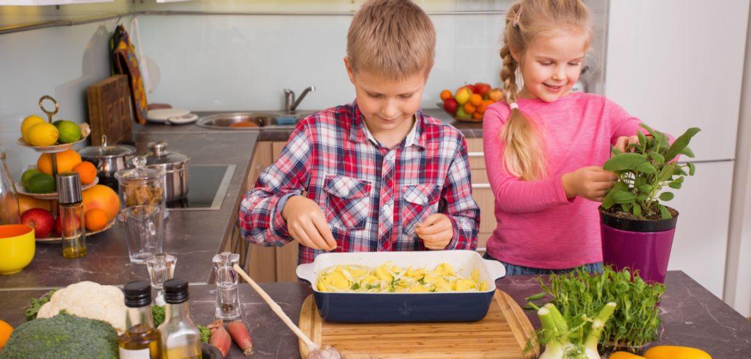 budget kids cooking