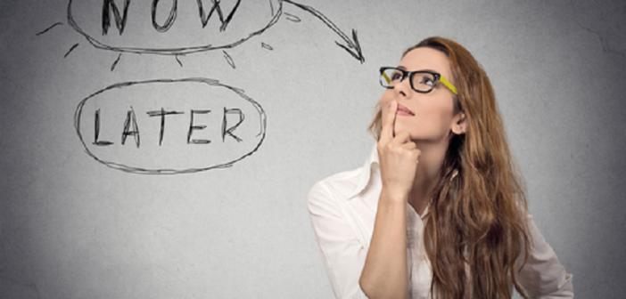 how to stop chronic procrastination