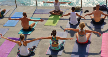 Love Teaching Yoga & Traveling? How To Teach Yoga Resort-Side