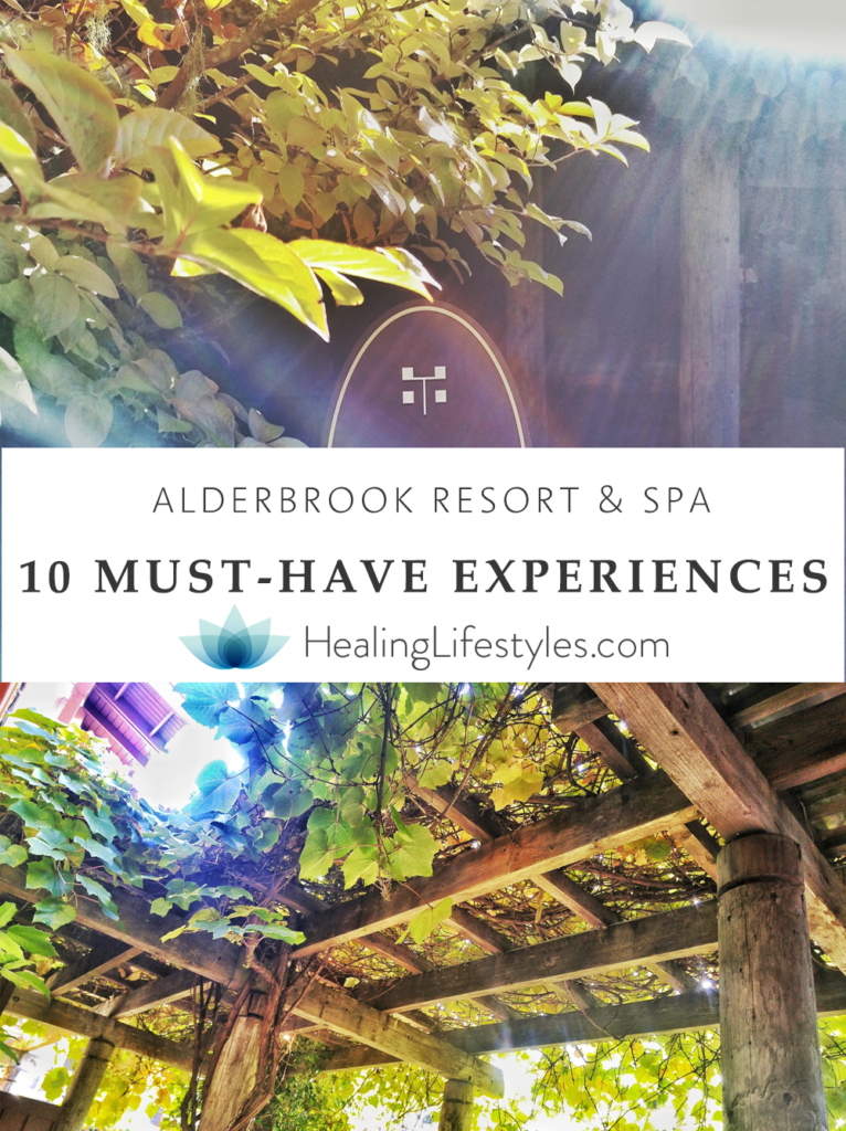 10 Must Have Experiences at #AlderbrookResort with #blogger @mindfulsami